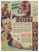The Lost Patrol movie poster (1934) picture MOV_9cc23731