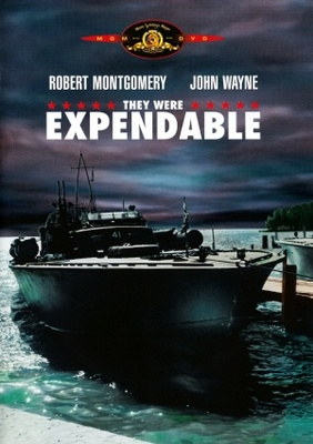 They Were Expendable movie poster (1945) poster MOV_9cc82d8f