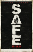 Safe movie poster (2011) picture MOV_9cd24192