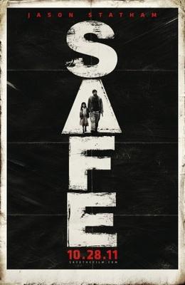Safe movie poster (2011) poster MOV_9cd24192