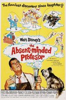 The Absent Minded Professor movie poster (1961) picture MOV_9cd81554
