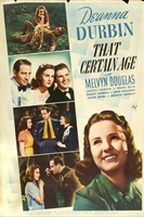 That Certain Age movie poster (1938) picture MOV_9cde8c85