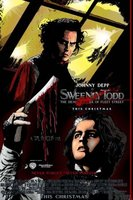 Sweeney Todd: The Demon Barber of Fleet Street movie poster (2007) picture MOV_9cdfd286