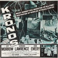 Kronos movie poster (1957) picture MOV_9ce15815