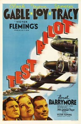 Test Pilot movie poster (1938) poster MOV_9ce180bc