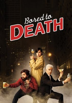 Bored to Death movie poster (2009) poster MOV_9ce38341