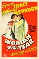 Woman of the Year movie poster (1942) picture MOV_9ce62adf