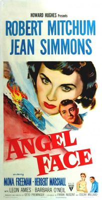 Angel Face movie poster (1952) poster MOV_9ce6f021