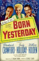 Born Yesterday movie poster (1950) picture MOV_9ce991e1