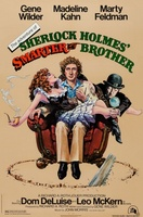 The Adventure of Sherlock Holmes' Smarter Brother movie poster (1975) picture MOV_9cf08343