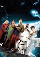 The Hitchhiker's Guide to the Galaxy movie poster (2005) picture MOV_9cf6114a