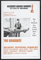 The Graduate movie poster (1967) picture MOV_9cf848a5