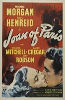 Joan of Paris movie poster (1942) picture MOV_9cf8ab22