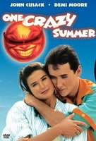 One Crazy Summer movie poster (1986) picture MOV_9d08e9b8
