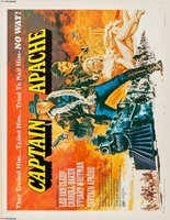 Captain Apache movie poster (1971) picture MOV_9d0b5f99