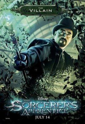 The Sorcerer's Apprentice movie poster (2010) poster MOV_9d0c40ae