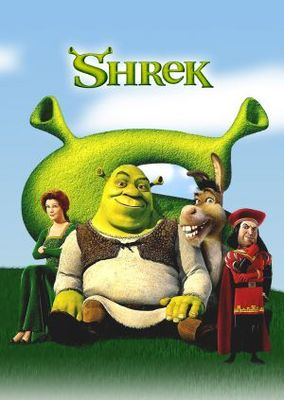Shrek movie poster (2001) poster MOV_9d10e01f