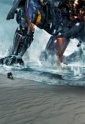 Pacific Rim movie poster (2013) poster MOV_9d116161