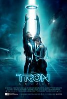 TRON: Legacy movie poster (2010) picture MOV_9d11ca46
