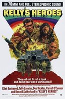 Kelly's Heroes movie poster (1970) picture MOV_9d137293