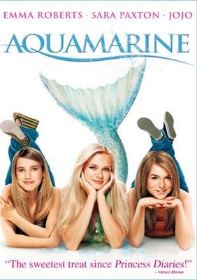 Aquamarine movie poster (2006) poster MOV_9d163aab