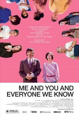Me and You and Everyone We Know movie poster (2005) poster MOV_9d1773e3