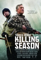 Killing Season movie poster (2013) picture MOV_9d1bd28b