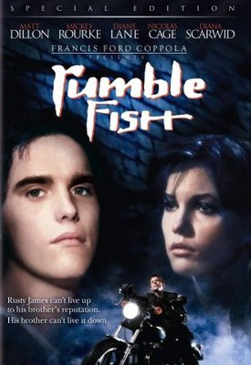 Rumble Fish movie poster (1983) poster MOV_9d21bfc3