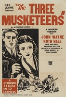 The Three Musketeers movie poster (1933) picture MOV_9d23931e