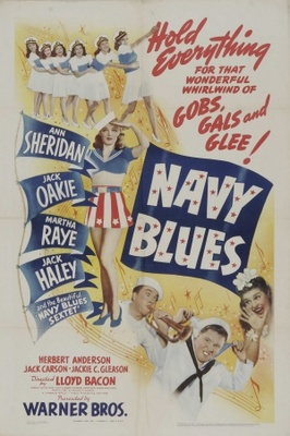 Navy Blues movie poster (1941) poster MOV_9d2b37f5