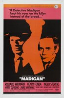 Madigan movie poster (1968) picture MOV_9d38c10c