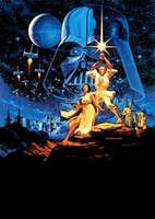 Star Wars movie poster (1977) picture MOV_9d49d718