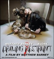 Drawing Restraint 9 movie poster (2005) picture MOV_9d4a58b9