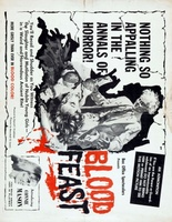 Blood Feast movie poster (1963) picture MOV_9d4f13ac