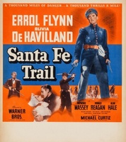 Santa Fe Trail movie poster (1940) picture MOV_9d565aa2
