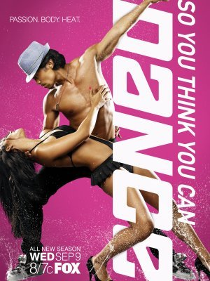 So You Think You Can Dance movie poster (2005) poster MOV_9d58cba6