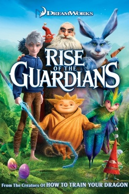 Rise of the Guardians movie poster (2012) poster MOV_9d59631a