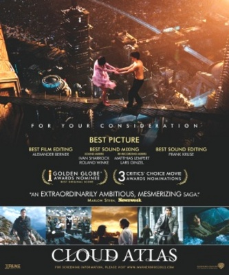 Cloud Atlas movie poster (2012) poster MOV_9d5a4b3c