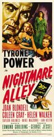 Nightmare Alley movie poster (1947) picture MOV_9d5efeeb