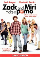 Zack and Miri Make a Porno movie poster (2008) picture MOV_9d604785