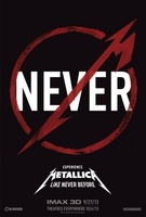Metallica Through the Never movie poster (2013) picture MOV_9d64946c