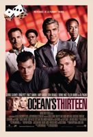 Ocean's Thirteen movie poster (2007) picture MOV_9d67fd94