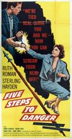 5 Steps to Danger movie poster (1957) picture MOV_9d6ea654