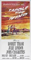 Saddle the Wind movie poster (1958) picture MOV_9d730977