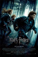 Harry Potter and the Deathly Hallows: Part I movie poster (2010) picture MOV_9d736b66