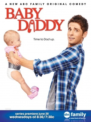 Baby Daddy movie poster (2012) poster MOV_9d73c69c