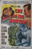 Cry of the Hunted movie poster (1953) picture MOV_9d7b092e