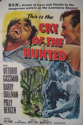 Cry of the Hunted movie poster (1953) poster MOV_9d7b092e