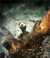 Wrath of the Titans movie poster (2012) picture MOV_9d805be6