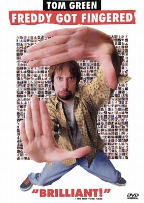 Freddy Got Fingered movie poster (2001) poster MOV_9d81cecb